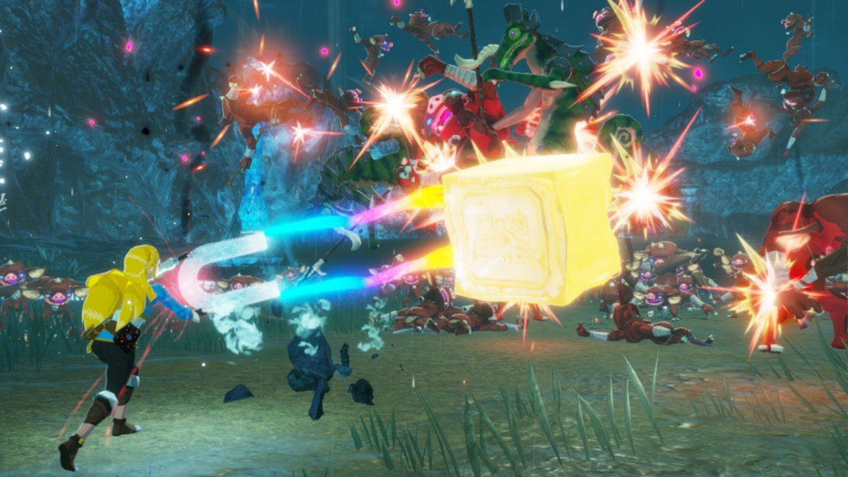 Foto 5 do jogo Hyrule Warriors: Age of Calamity