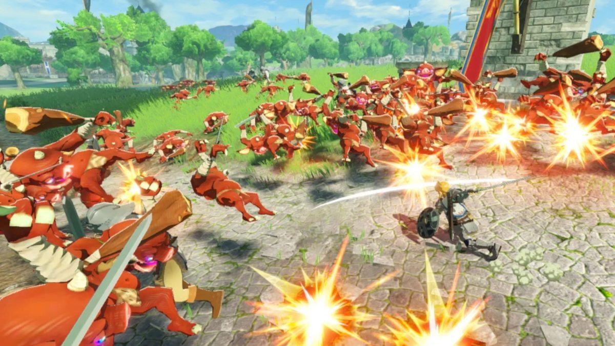 Foto 6 do jogo Hyrule Warriors: Age of Calamity