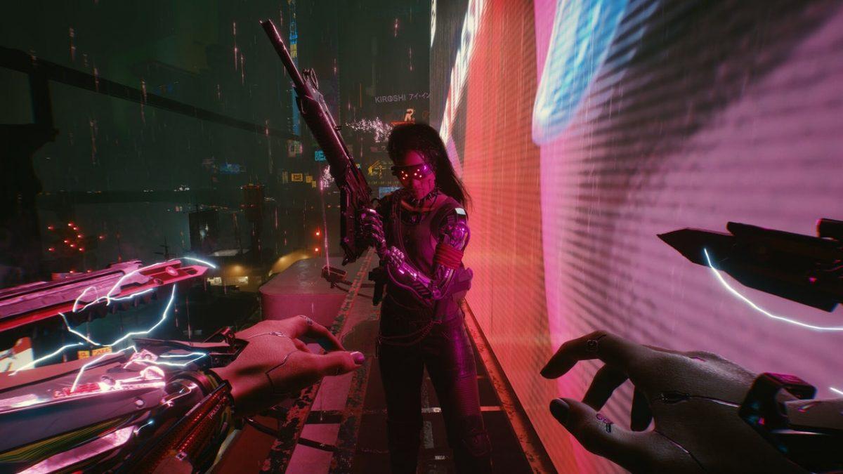 Foto 3 do jogo Cyberpunk 2077