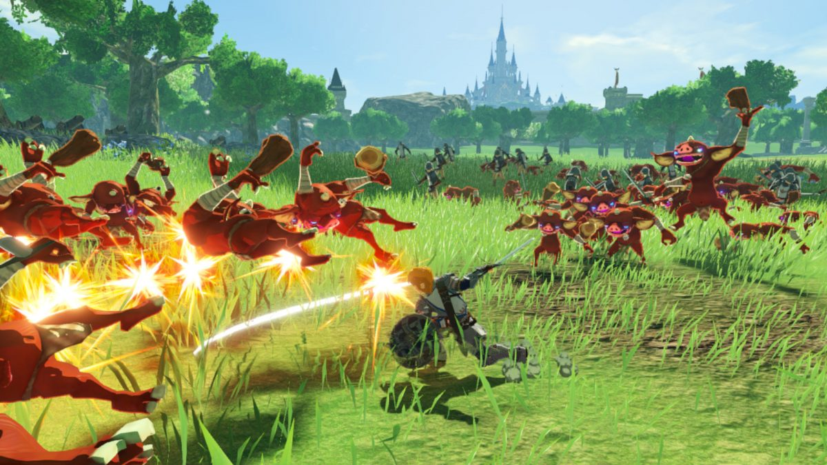 Foto 1 do jogo Hyrule Warriors: Age of Calamity