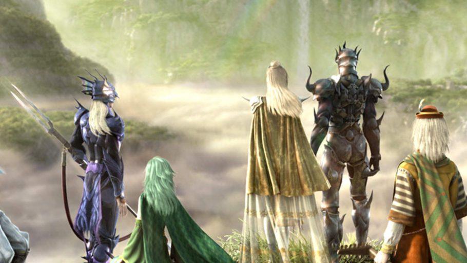 Final Fantasy 4 IV Augment