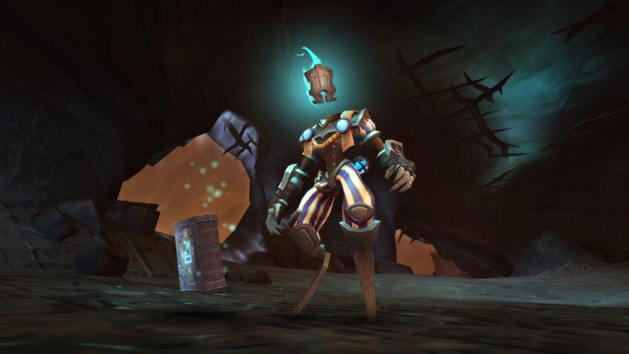 Para que serve a Estígia em World of Warcraft: Shadowlands?