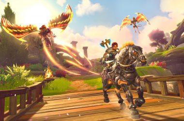 Immortals Fenyx Rising - as melhores habilidades para se investir no inicio do jogo
