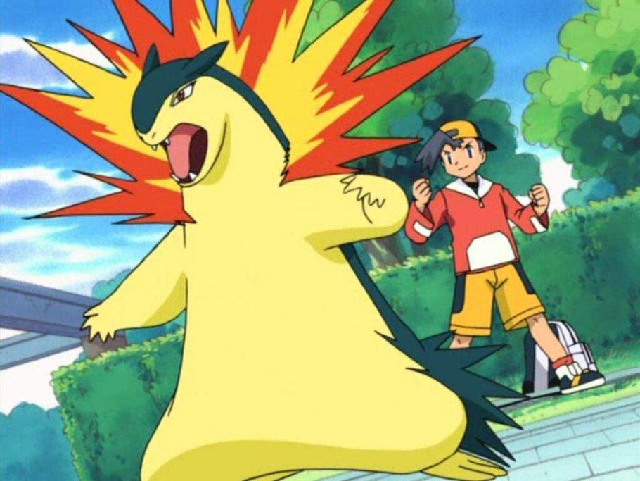 Pokémon Heart Gold, Soul Silver e Crystal - Melhor Time para o jogo