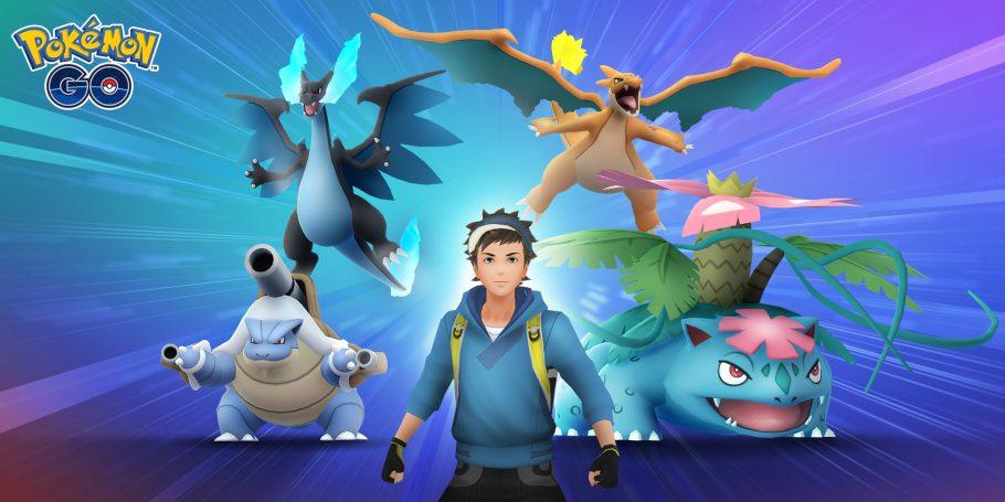 Pokémon GO Mega Evolução