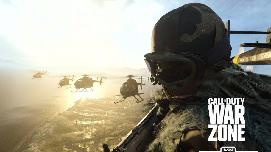 COD Warzone - O jogo já está tão grande que não cabe mais em um Playstation 4 de 500 GB