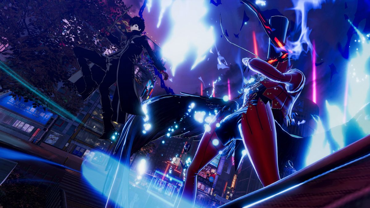 Foto 1 do jogo Persona 5 Strikers
