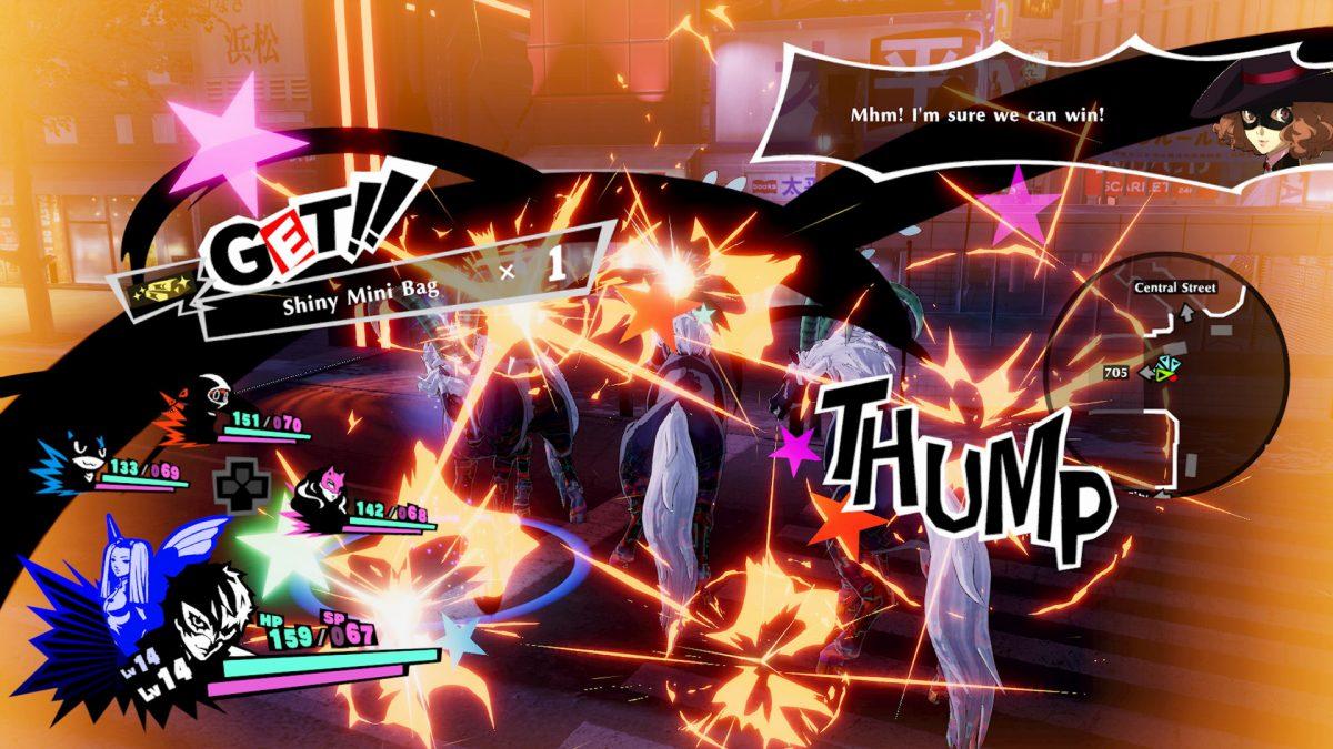 Foto 8 do jogo Persona 5 Strikers