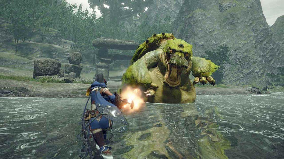 Monster Hunter Rise - Como capturar os monstros
