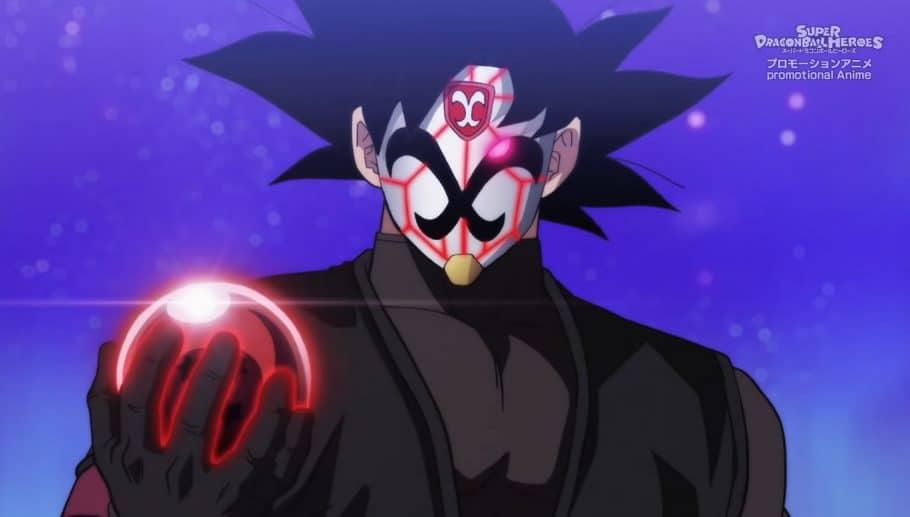 Dragon Ball Heroes utiliza novamente as Esferas do Dragão Negras