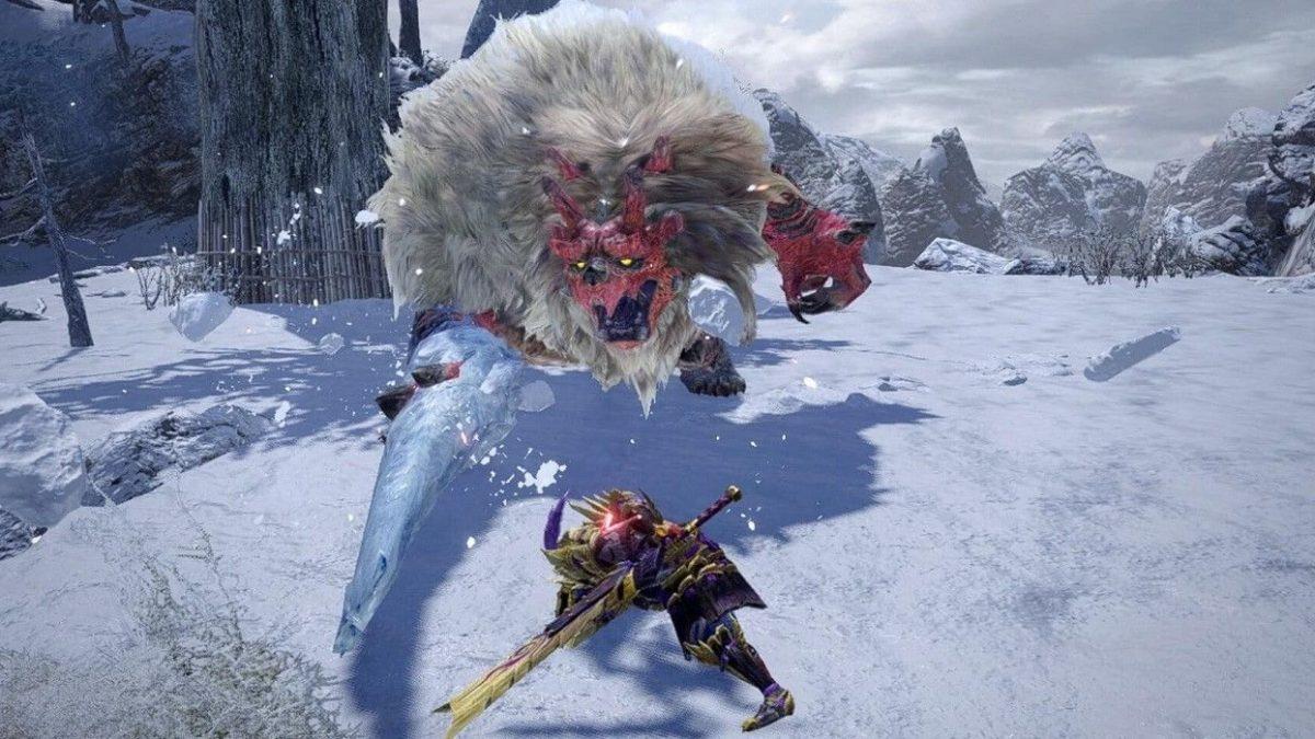 Foto 4 do jogo Monster Hunter Rise