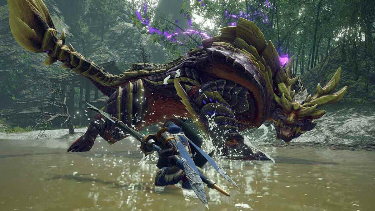 Monster Hunter Rise - Como se juntar ao Lobby de amigos