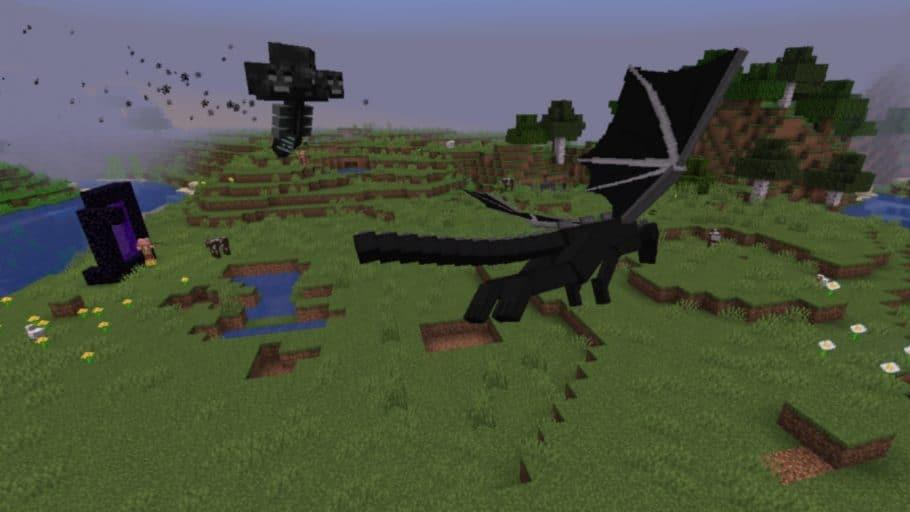Minecraft criaturas