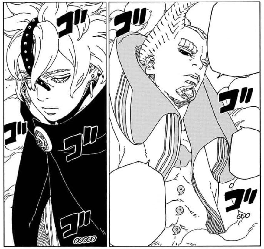 Afinal, qual será o futuro da Kara após os recentes eventos do mangá de Boruto?