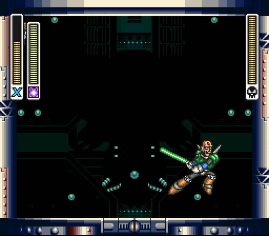 Mega Man X - Ordem dos Chefes