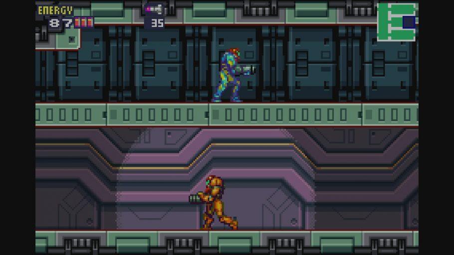 Metroid Fusion - Dicas, cheats e códigos e finais
