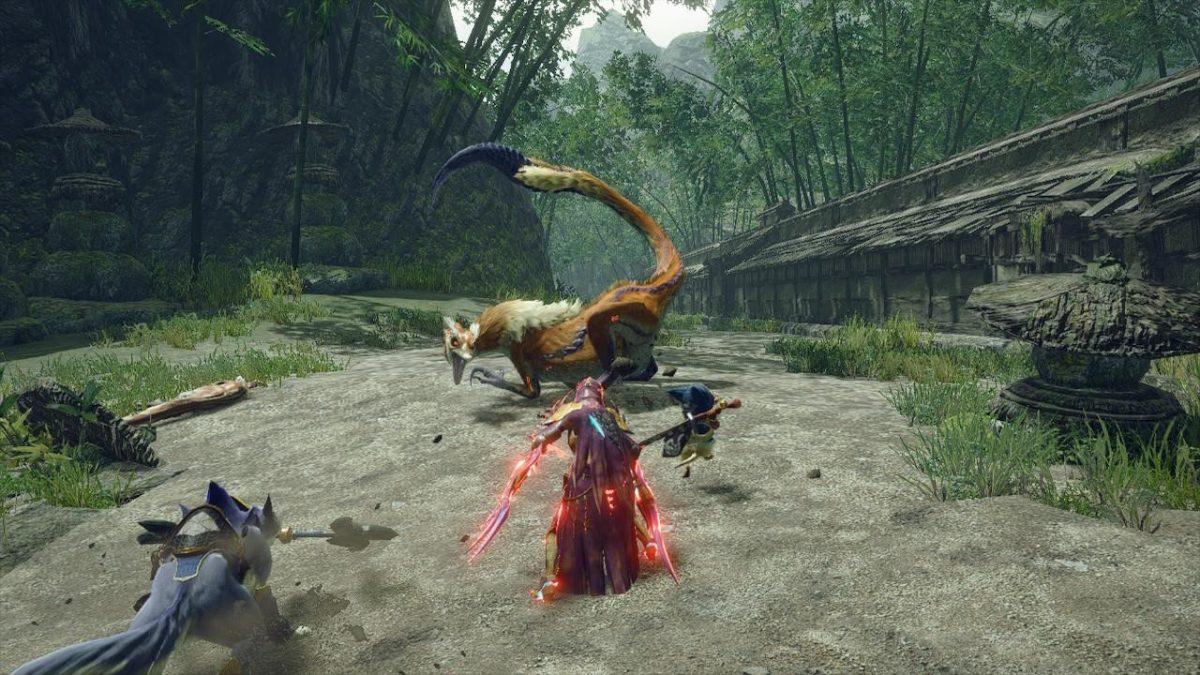 Foto 3 do jogo Monster Hunter Rise