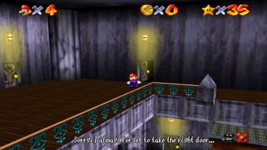 Todas as 7 Estrelas do Big Boo's Haunt de Super Mario 64