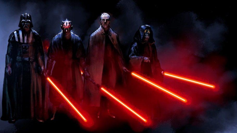 Star Wars Todos Sith