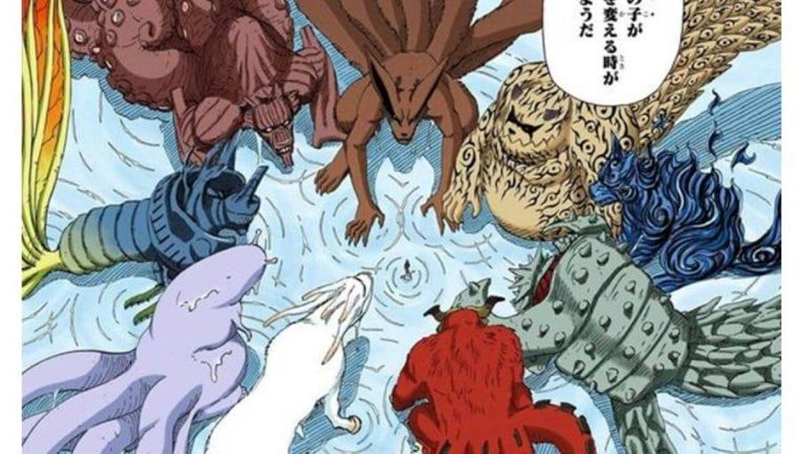 Qué jutsus puede usar Naruto sin depender de Kurama