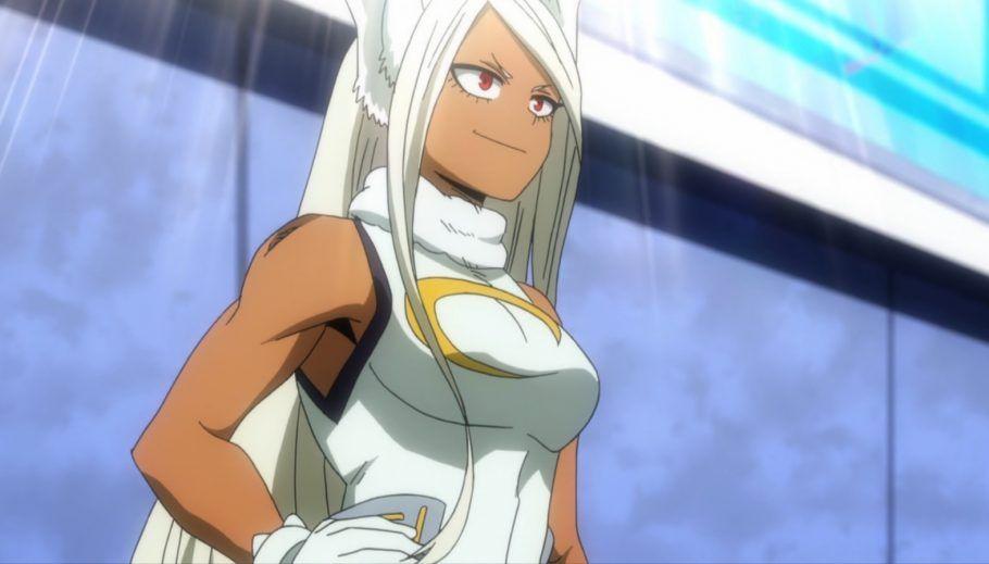 my hero academia los personajes femeninos más poderosos