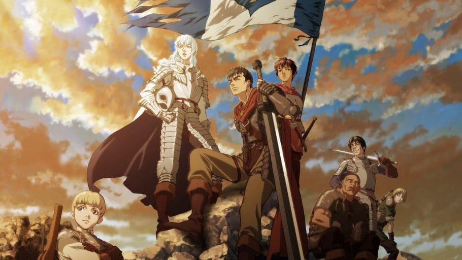 Berserk: todas las adaptaciones de anime y películas en orden cronológico