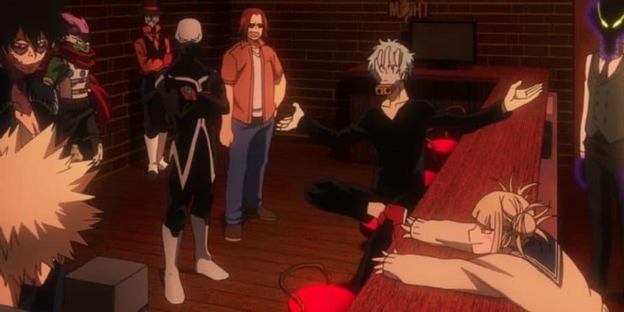 5 escenas que cambiaron a Bakugo en My Hero Academy