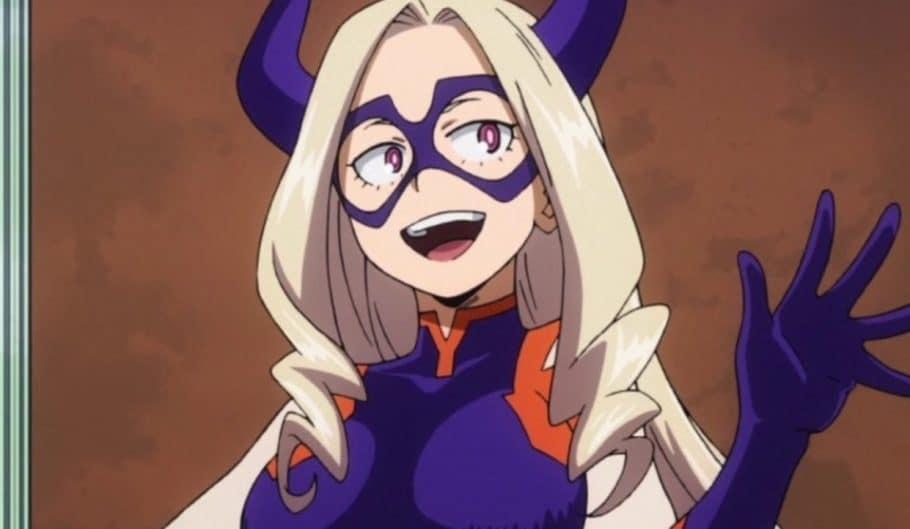Los personajes femeninos más poderosos de My Hero academia