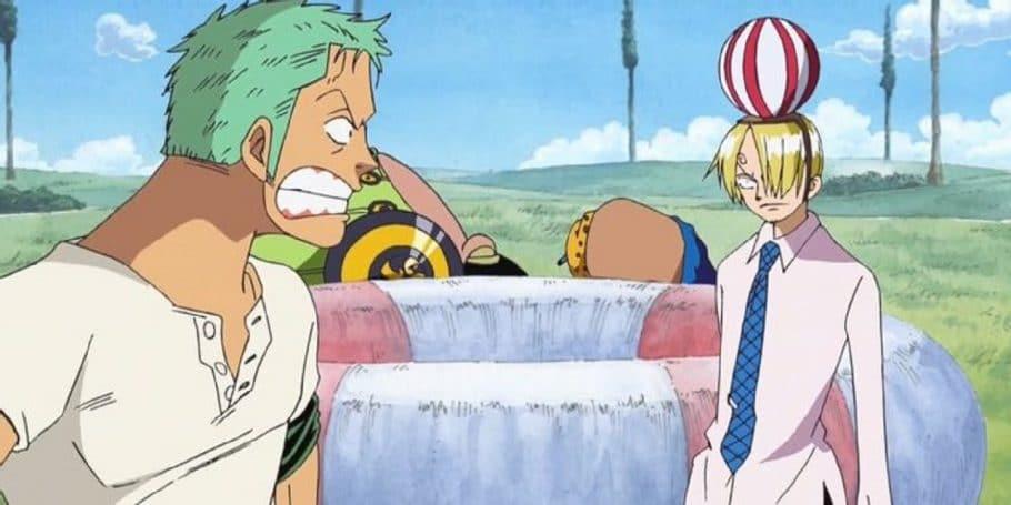 5 veces que Sanji salvó el día en One Piece