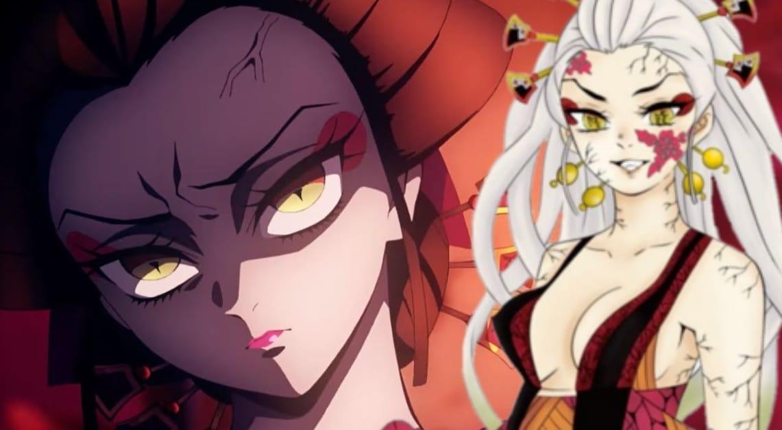 Los 10 demonios más fuertes de Kimetsu no Yaiba