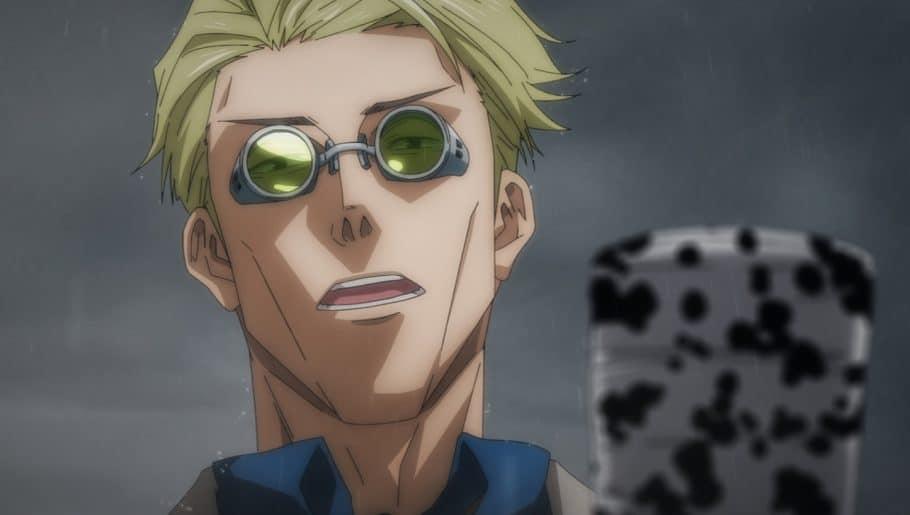 La historia y las habilidades del personaje Kento Nanami de Jujutsu Kaisen