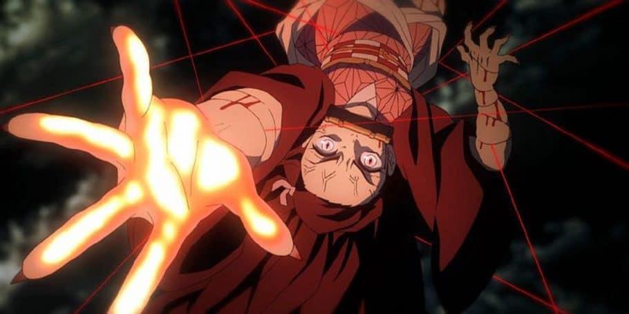 Nezuko tiene un poder de combate muy alto
