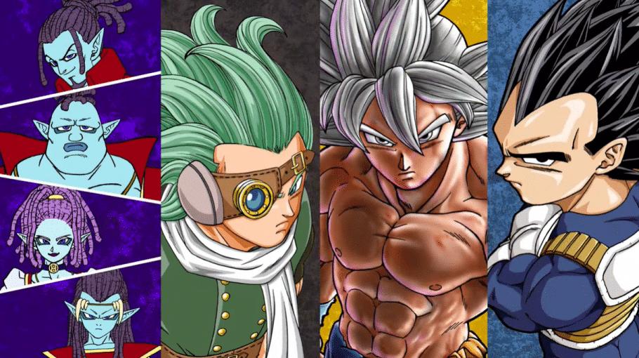 Dragon Ball Super Mangá 73 - Como ler de graça online
