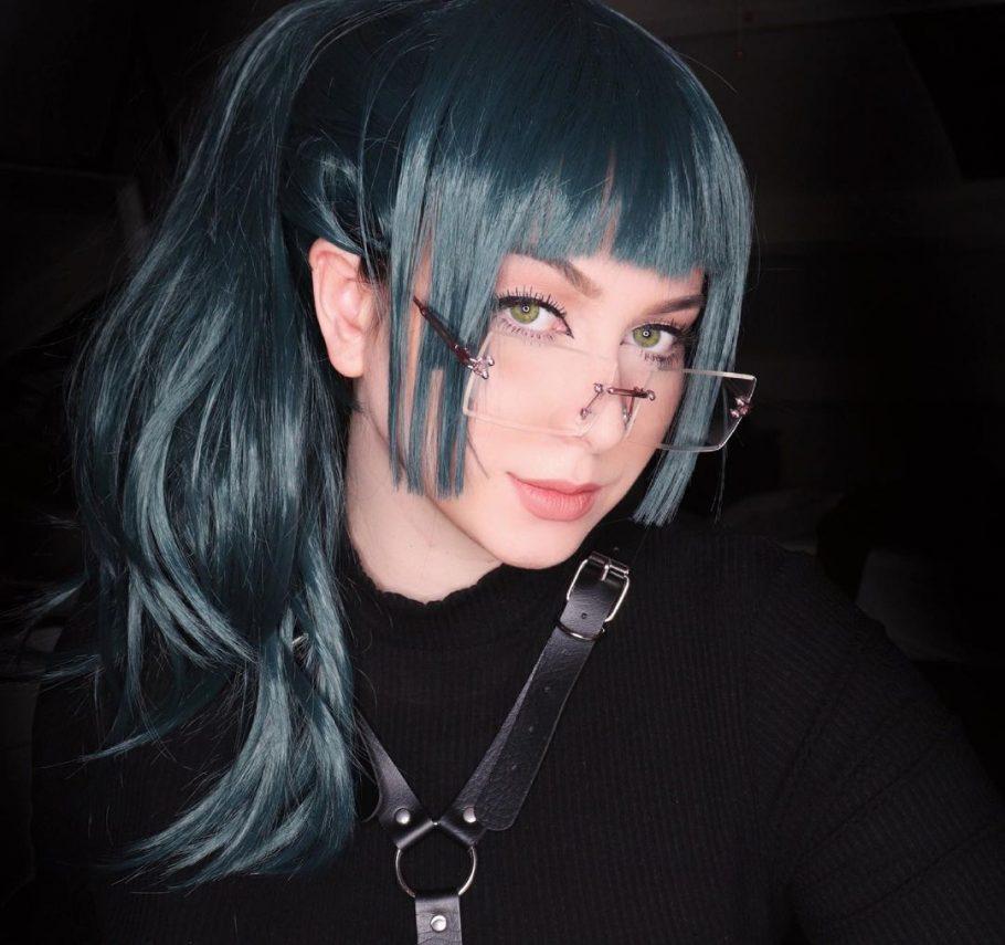 Jujutsu Kaisen - Fã fez um cosplay adorável da Maki Zenin