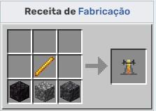 Todas Receitas Poções Minecraft