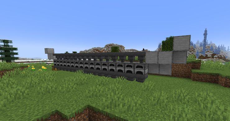 blocos alinhados aos funis