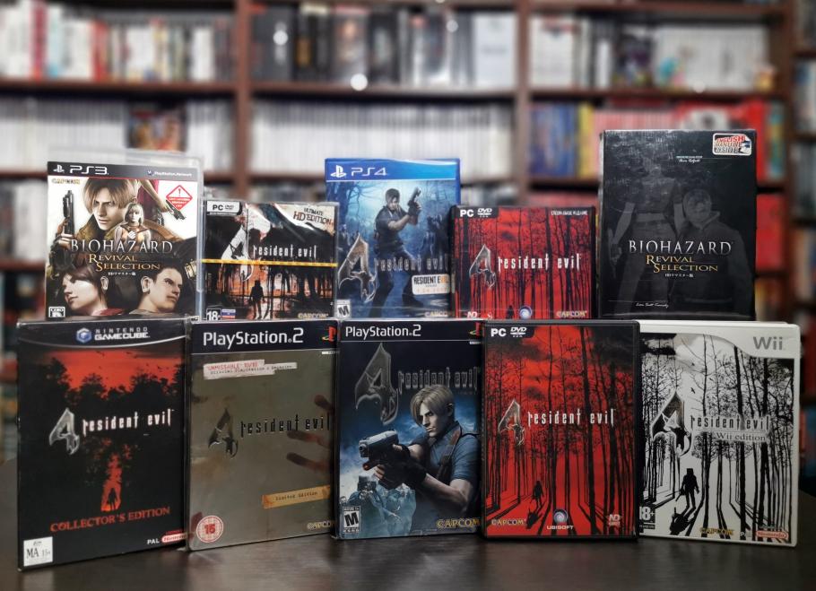 10 curiosidades sobre Resident Evil 4